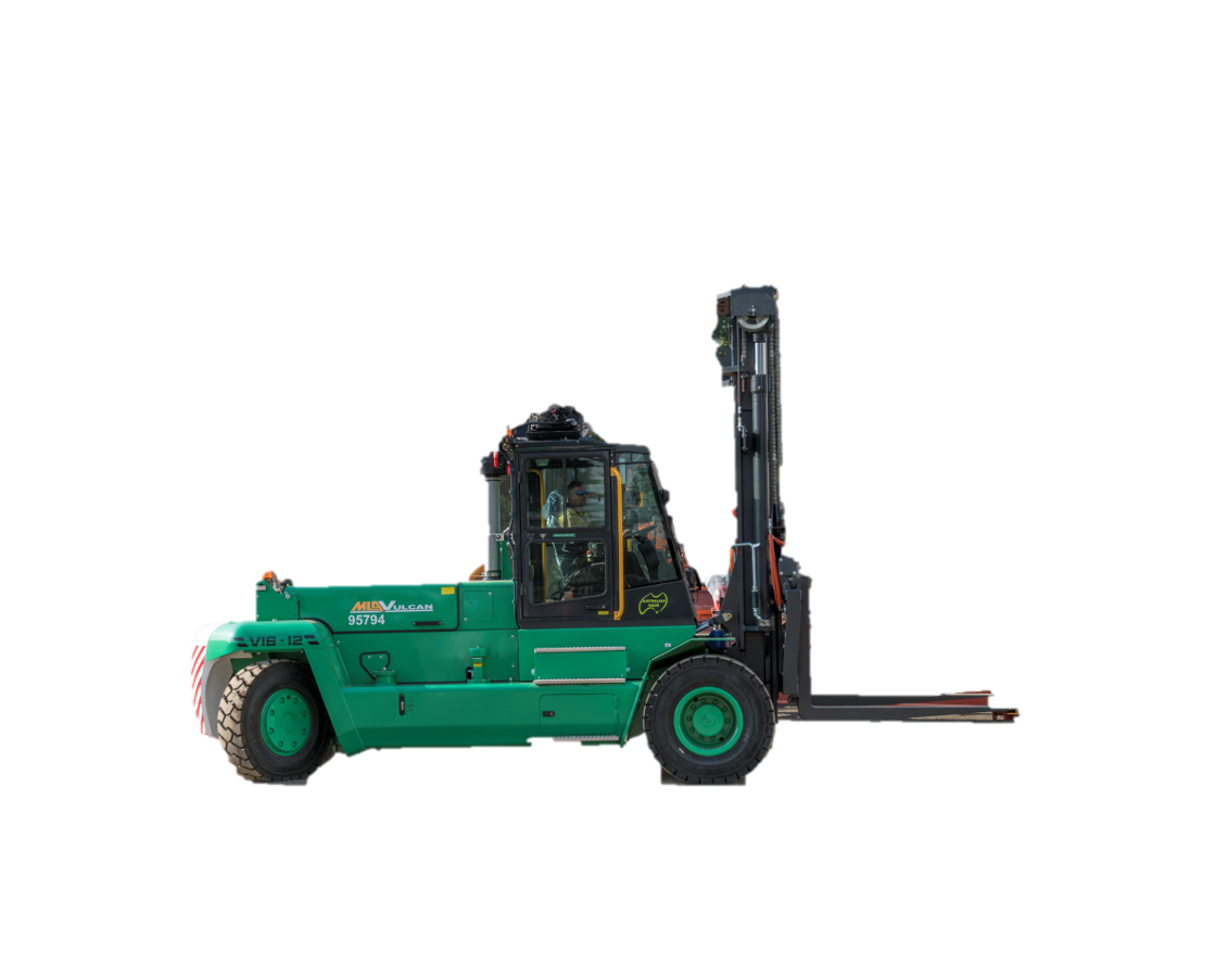 Heavy Forklifts